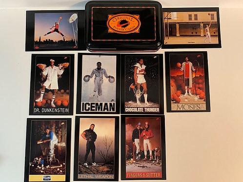 1994 Nike Original 9 Poster Cards Set  / Drawer# 1