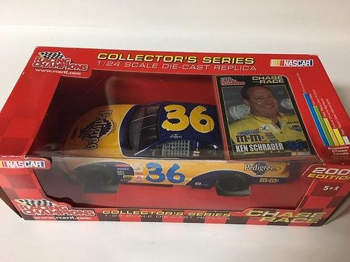 2002 Pedigree - M&M's / Ken Schrader 1:24 Shelf