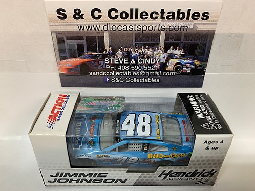 2013 Lowe's featuring - Disney's Planes / Jimmie Johnson 1:64
