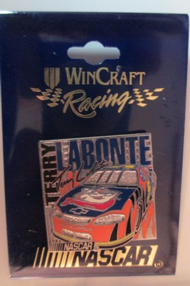 1999 Tony the Tiger W/car  Hat Pins / Terry Labonte   Hat Pin #2