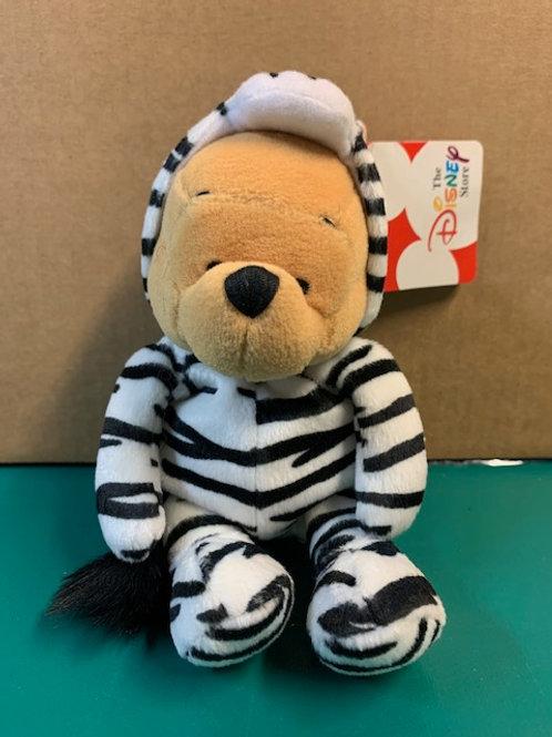 Disney Beanies Willie the Pooh Zebra   / Disney Beanies