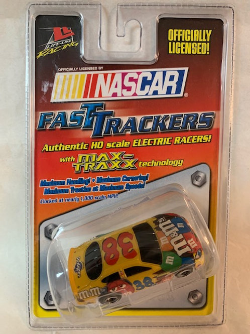 2003 M&M Fast Trackers Electric Racers! / Elliott Sadler 1:64 Box#15