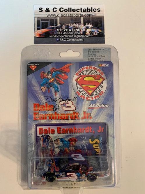 1999 ACDelco -Superman / Dale Earnhardt Jr. 1:64  Box# BBB