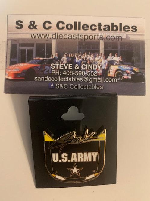 2003 U.S.ARMY Hat Pins / Joe Nemechek  Hat Pit #5