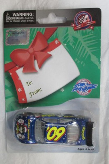 2009 Happy Holidays Sam Bass / Event Car 1:64  Peg