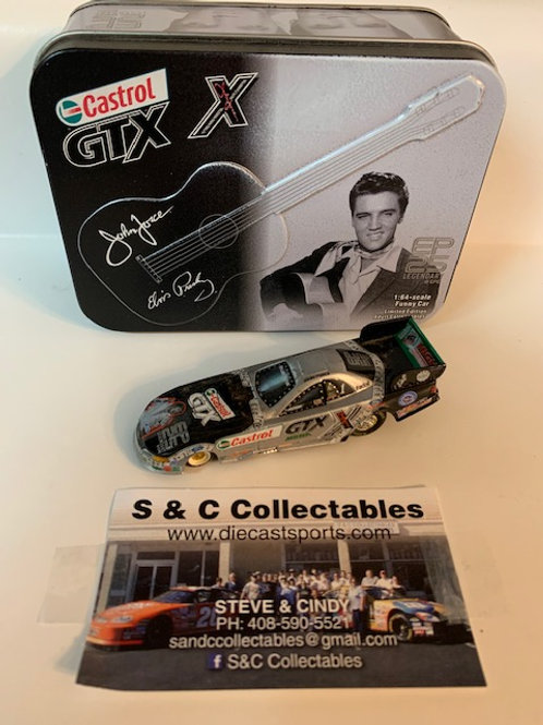 2002 Gastrol GTX - Elvis 25th Anniversary Funny Car / John Force 1:64