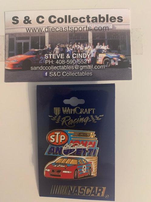 2004 STP Hat Pins / John Adretti  Hat Pin #5