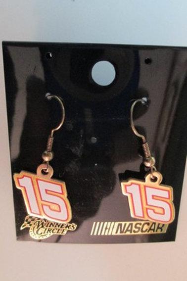 2000 #15 Earrings / Michael Waltrip  Hat Pit #1