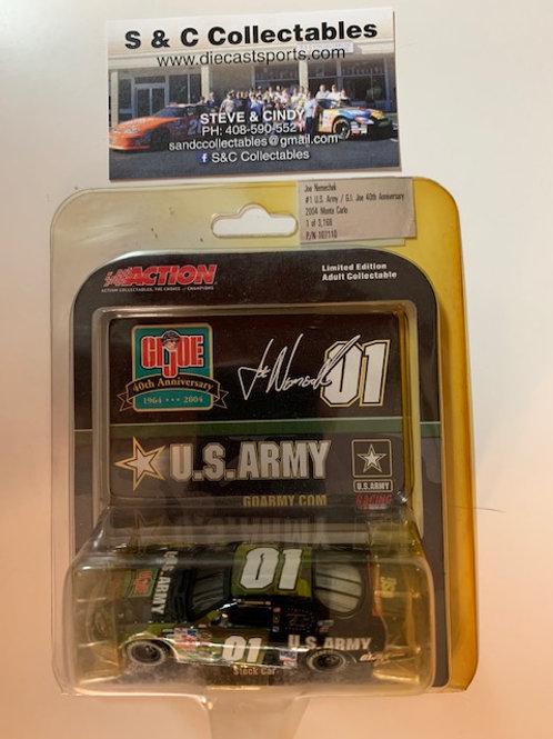 2004 U.S. Army - G.I. Joe 40th Anniversary / Joe Nemechek 1:64