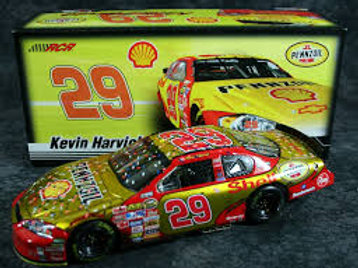 2007 Shell - Daytona Raced Win  Liquid Color / Kevin Harvick 1:24
