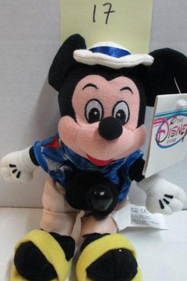 Tourist Mickey Mouse / Disney Beanies