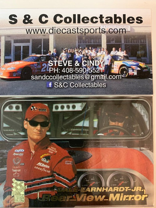2000 Rear View Mirror  Regular / Dale Earnhardt Jr. Box# FF