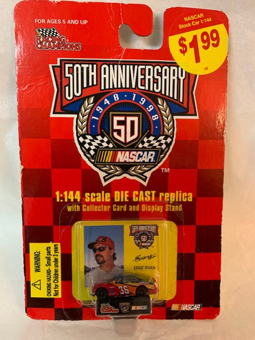 1998 Skittle  / Ernie Irvan 1:64  1:144 Scale Box# 2