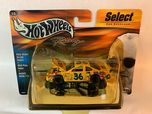 2001 M&M's Select  / Ken Schrader 1:64 Box#14