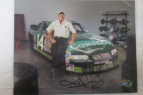 2001 Conseco Autographed / Ron Hornaday