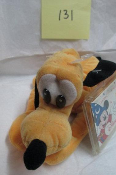 Peluche Pluto (Paris) / Disney Beanies