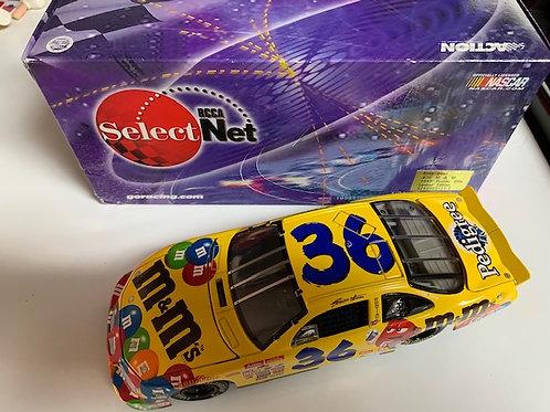1999 M&M's RCCA Select Net Elite / Ernie Irvan 1:24  ST #1