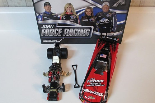 2015 Autographed Traxxas Funny Car / John Force 1:24