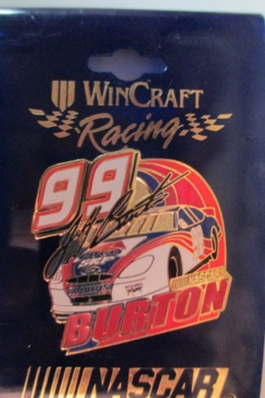 2004 CITGO Racing Hat Pins / Jeff Burton  Hat Pin #2