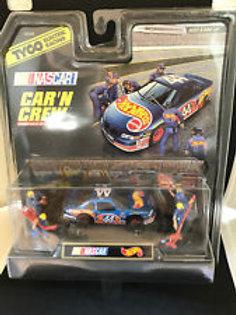 1998 Tyco Electric Racing Hot Wheels / Kyle Petty  1:64     Peg