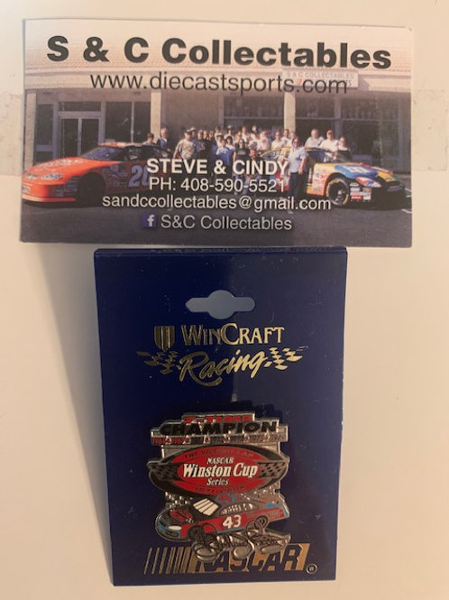 2003 NASCAR Winston Cup Series 7 Time Champion  / Richard Petty  Hat Pin #5
