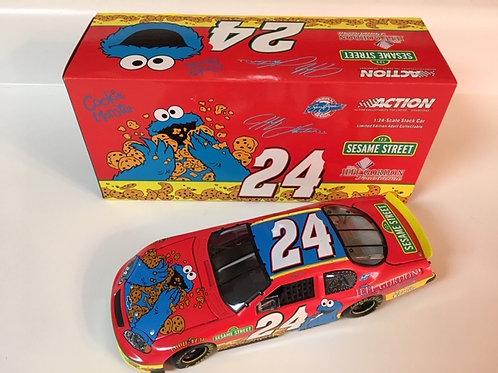 2003 Sesame Street II / Jeff Gordon 1:24 ST #4