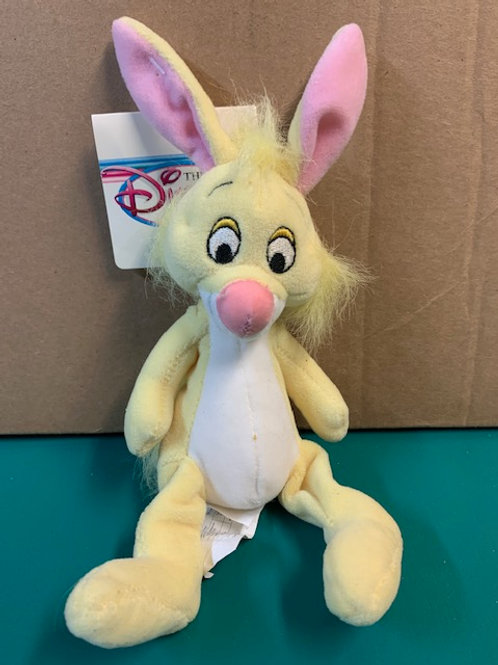 "Disney Beanies Rabbit 7"""