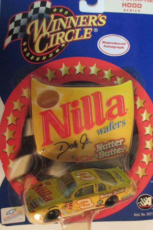 2002 Nilla Wafers - Nutter Butter / Dale Earnhardt Jr.1:64 Box# 41