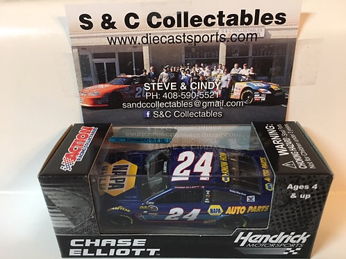 2016 NAPA (Rookie Car) / Chase Elliott 1:64
