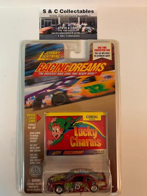 1999 Lucky Charms  / Johnny Lightning - Hot Wheels 1:64 Box#40