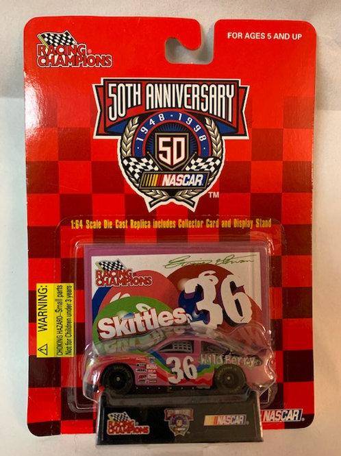 1998 Skittles Wild Berry / Ernie Irvan 1:64 Box#35