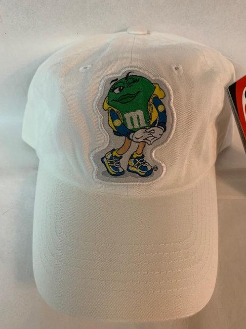 2004 M&M's Brands Ms. Green on Hat / Elliott Sadler Hat#38