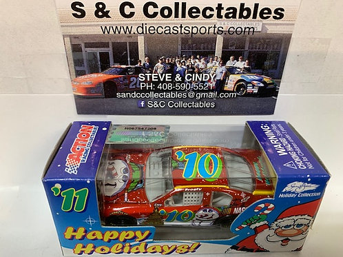 2011 Sam Bass Holiday / Event Car 1:64