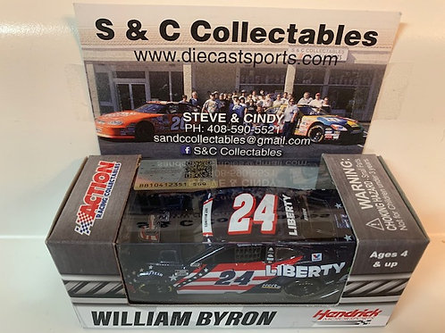 2020 Liberty University Patriotic / William Byron 1:64