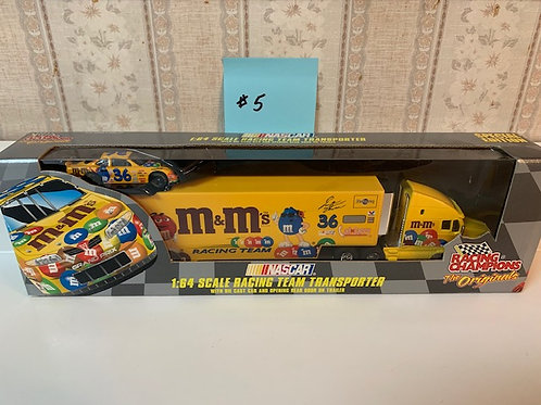 2000 M&M's Racing Team  Transporter / Ernie Irvan   1:64
