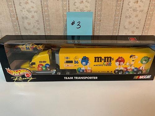 1999 M&M's Racing Team  Transporter / Ernie Irvan   1:64