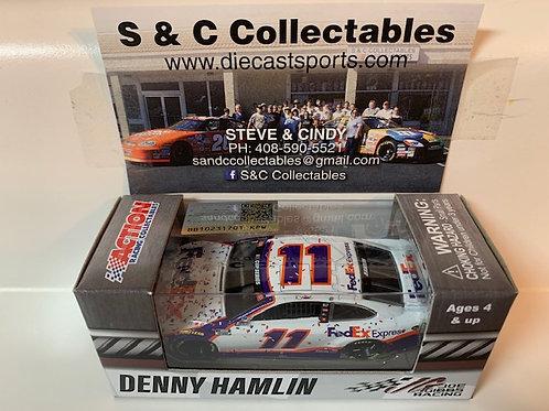 2020 FedEx Express Daytona 500 Race Win  / Denny Hamlin 1:64