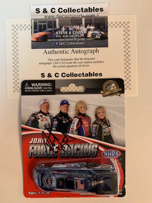 2013 Autograph AAA Auto Club / Robert Hight 1:64