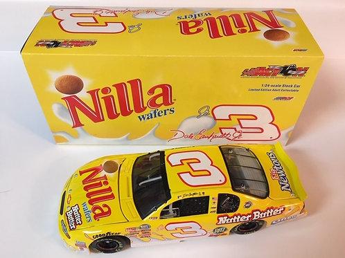 2002 Nilla Wafers - Nutter Butter   / Dale Earnhardt Jr. 1:24 ST#1