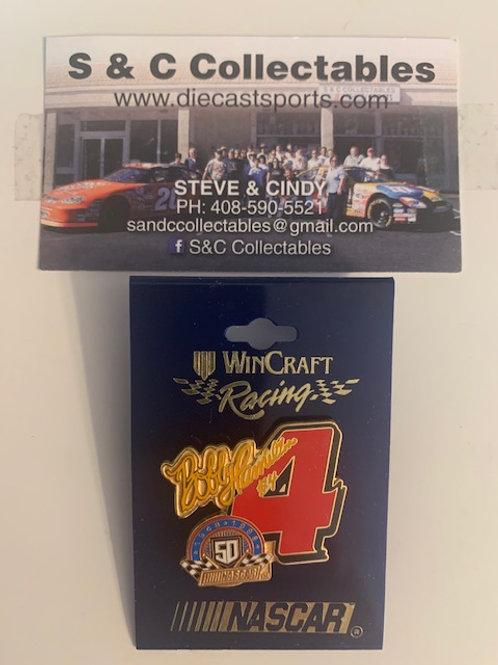 1998 NASCAR 50th 1948-1998 / Bobby Hamilton  Hat Pin #5