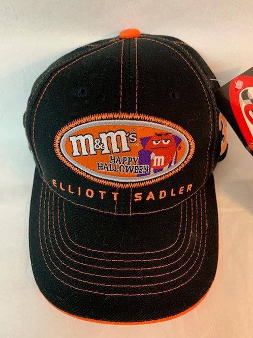 2003 M&M's Brand Kids Happy Halloween Racing Hat / Elliott Sadler Hat#38