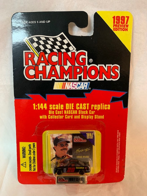 1997 Texaco / Ernie Irvan 1:64  1:144 Scale Box# 2