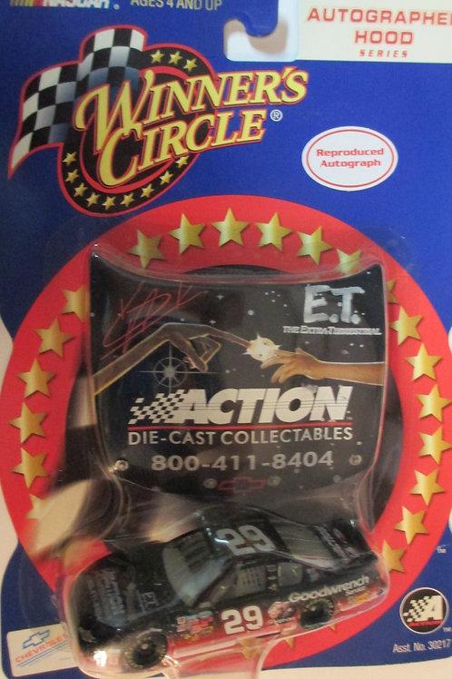 2002 Action E.T. / Kevin Harvick 1:64 Box# 41