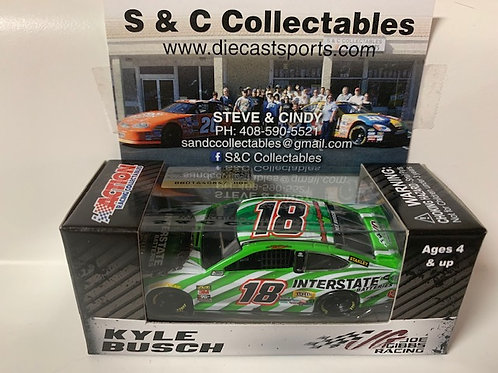 2019 Interstate Batteries / Kyle Busch 1:64