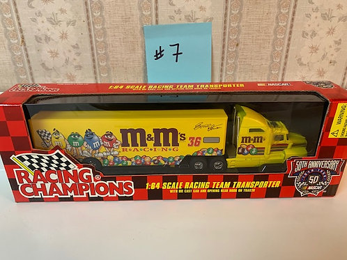 1998 M&M's Racing Team  Transporter / Ernie Irvan   1:64