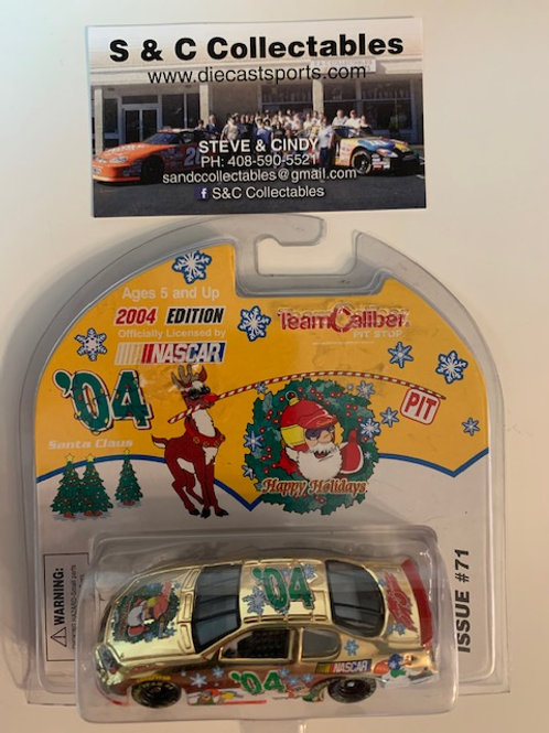 2004 Sam Bass Happy Holidays Chrome / Event Cars 1:64