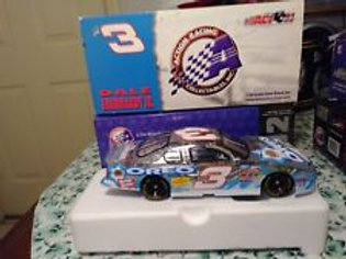 2001 Oreo - GM Goodwrench Service Plus Clear Car / Dale Earnhardt Sr. 1:24