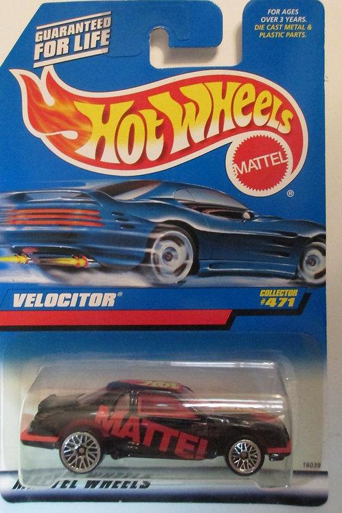 1997 Velocitor / Hot Wheels 1:64   Peg