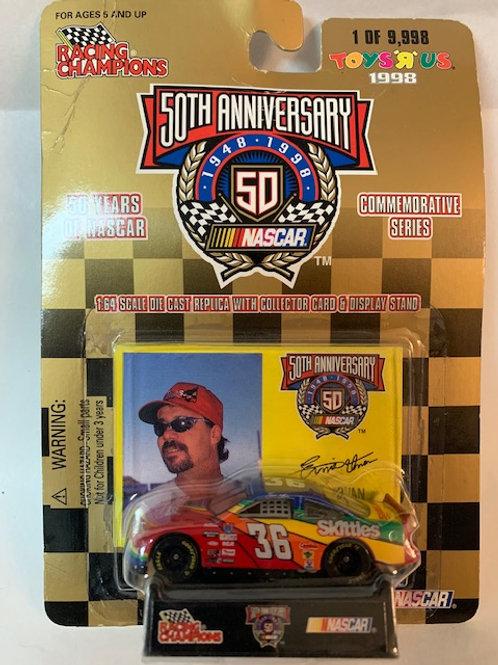 1998 Skittles-Starburst Toys R Us  / Ernie Irvan 1:64   Box#35