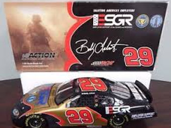 2004 Army Reserves / Bobby Labonte 1:24